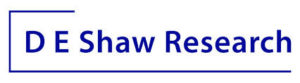 logo D.E.Shaw Research