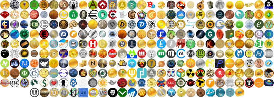 altcoin-collage