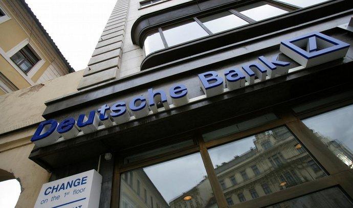 budova Deutsche bank v Jungmannově ulici v Praze