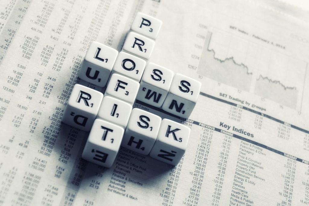 risk vs. zisk vs. ztráta